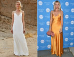 Sienna Miller In Savannah Miller - UNICEF Project Lion Launch 2018