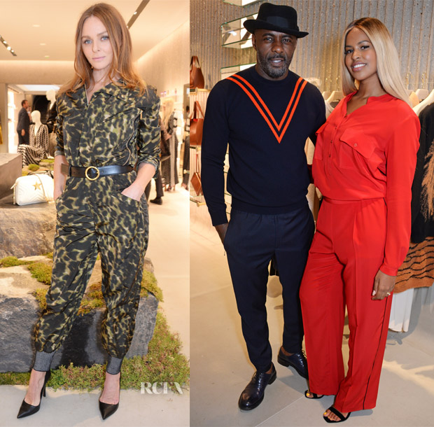 f0183289c Stella McCartney Celebrates The Official Opening of 23 Old Bond Street