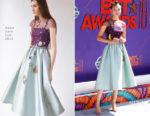 Storm Reid In Reem Acra - 2018 BET Awards