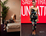 Thandie Newton In Attico - SAG-AFTRA Foundation Conversations: 'Westworld'