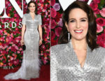 Tina Fey In Thom Browne - 2018 Tony Awards