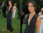 Victoria Beckham In Victoria Beckham - Argento Ball for the Elton John AIDS Foundation