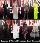 Who Was Your Best Dressed At The 'Ocean's 8' World Premiere?