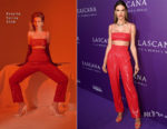 Alessandra Ambrosio In Rasario - Lascana Berlin Fashion Week Show