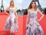 Alix Benezech In Isabel Sanchis - 'Mission: Impossible - Fallout' Paris Premiere