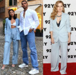 Celebrities Love...Baby Blue Suits
