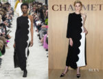Elizabeth Debicki In Valentino - 'Tresors d'Afrique' Unveiling Of Chaumet High Jewelry Party