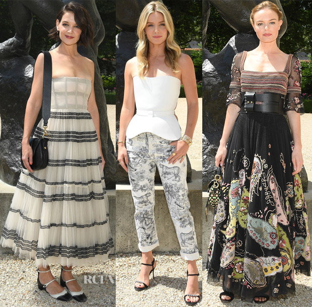 The Christian Dior Fall 2018 Haute Couture show took place today (July 2)  during Paris Fashion Week 51c3fc7e18d8d
