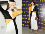 Gemma Arterton In Galvan - 'The Escape' London Special Screening