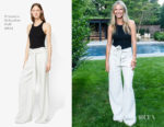 Gwyneth Paltrow In Proenza Schouler - goop Dinner