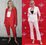 Kate Upton In Marissa Webb & Anine Bing - 2018 Sports Illustrated Swimsuit & 89th MLB All-Star Game