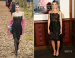 Margot Robbie In Chanel - 'Terminal' London Screening