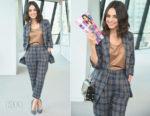 Mila Kunis In Brunello Cucinelli - 'The Spy Who Dumped Me' New York Screening