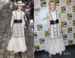 Nicole Kidman In Christian Dior - Comic-Con 2018: 'Aquaman' Panel