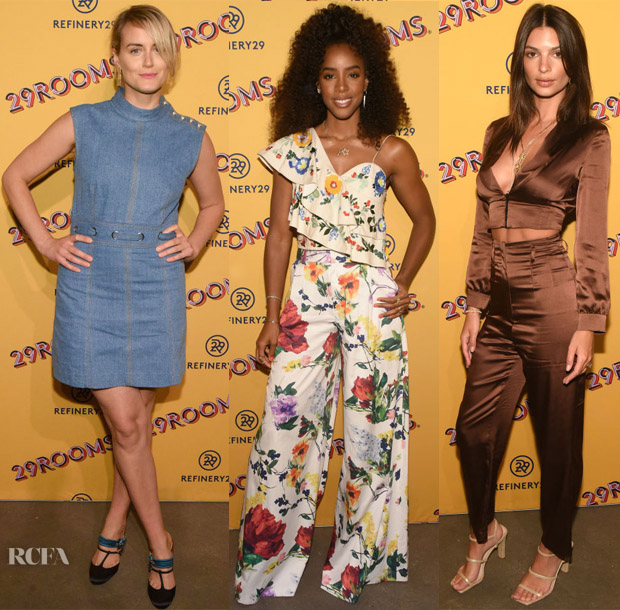 Refinery29 S 29rooms Chicago Turn It Into Art Opening Party 2018