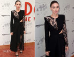 Rooney Mara In Givenchy - 'Don't Worry, He Won't Get Far On Foot' LA Premiere