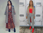 Serayah McNeill In Alice + Olivia - Build Series