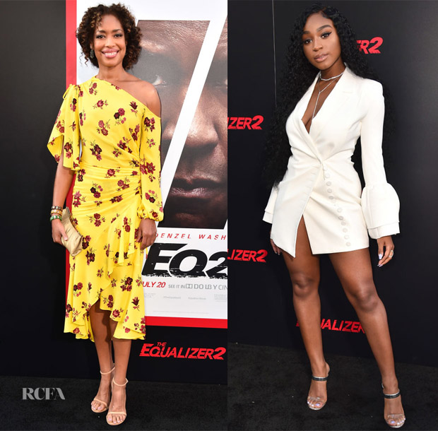 'The Equalizer 2' LA Premiere