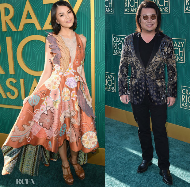 'Crazy Rich Asians' LA Premiere 2