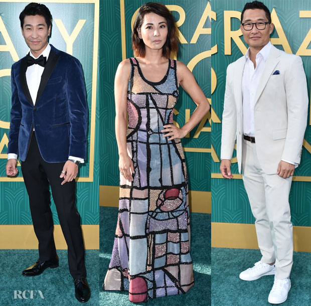 'Crazy Rich Asians' LA Premiere 3