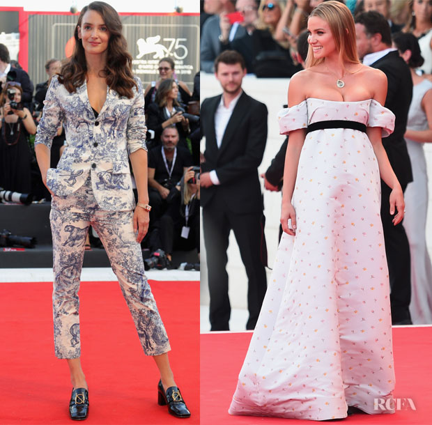 'First Man' Venice Film Festival Premiere & Opening Ceremony 3