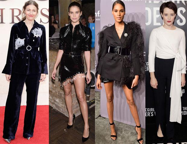 Celebrities wearing 16Arlington