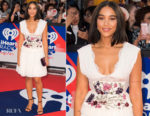 Alexandra Shipp In Christian Dior - 2018 iHeartRADIO MuchMusic Video Awards