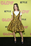 Alison Brie In Isa Arfen - Netflix's 'Glow' Celebrates Its 10 Emmy Nominations