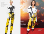 Amandla Stenberg In Calvin Klein 205W39NYC - 'The Darkest Minds' Sydney Premiere