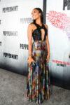 Annie Ilonzeh In Rami Kadi - 'Peppermint' LA Premiere