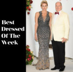 Best Dressed Of The Week - Princess Charlene of Monaco In Atelier Versace