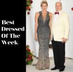 Best Dressed Of The Week - Princess Charlene of Monaco In Atelier Versace