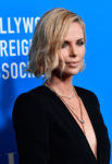 Charlize Theron In Givenchy - 'Tully' SAG Screening & Hollywood Foreign Press Association's Grants Banquet