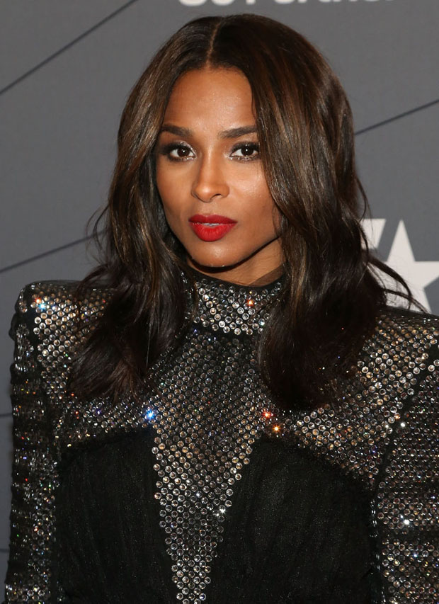 Ciara In Balmain - 2018 Black Girls Rock! Awards
