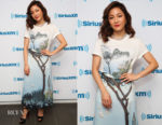 Constance Wu In Altuzarra - SiriusXM's Spotlight With The Cast Of 'Crazy Rich Asians'