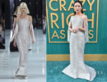 Constance Wu In Ralph & Russo Couture - 'Crazy Rich Asians' LA Premiere