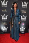 Gabrielle Union In Abodi - Michael Jackson Diamond Birthday Celebration