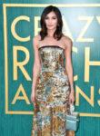 Gemma Chan In Oscar de la Renta - 'Crazy Rich Asians' LA Premiere