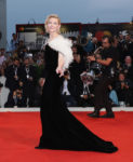 Cate Blanchett In Armani Privé - 'A Star Is Born' Venice Film Festival Premiere
