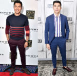 Henry Golding In Paul Smith & Tommy Hilfiger - 'Crazy Rich Asians' Screening & Build Series