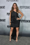 Jennifer Garner In Narciso Rodriguez - 'Peppermint' LA Premiere