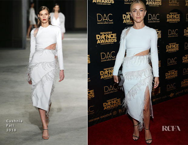 Julianne Hough In Cushnie - 2018 Industry Dance Awards