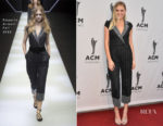 Kelsea Ballerini In Emporio Armani - 12th Annual ACM Honors