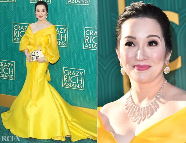 Kris Aquino In Michael Leyva - \'Crazy Rich Asians\' LA Premiere - Red ...