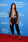 Laura Harrier In Louis Vuitton - Hollywood Foreign Press Association's Grants Banquet