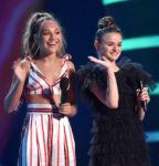 Maddie Ziegler In Maggie Marilyn - 2018 Teen Choice Awards