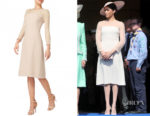 Meghan, Duchess of Sussex's Goat Flavia Dress