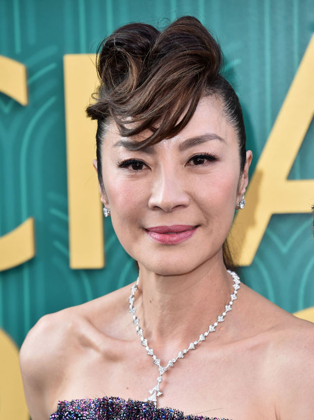Michelle Yeoh In Armani Prive