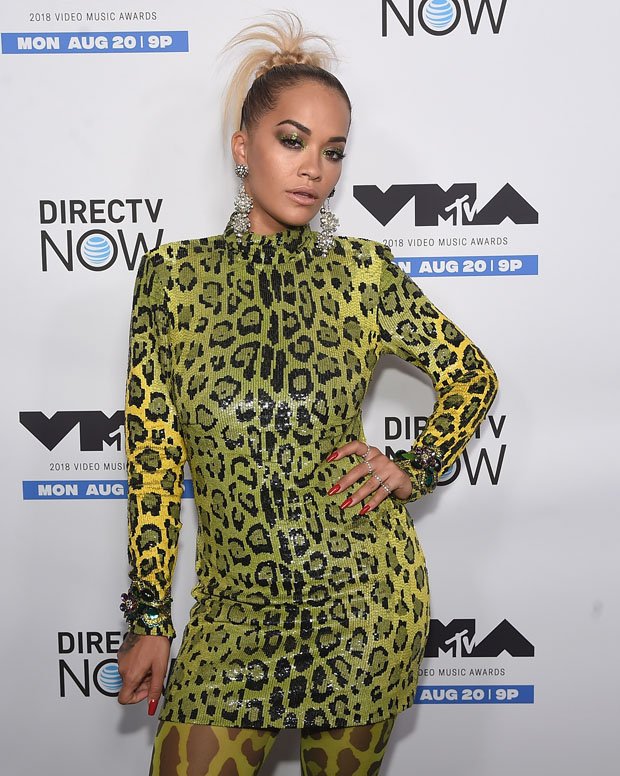 MTV VMA Kickoff Concert Presented By DirecTV Now - Red ...