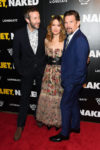 Rose Byrne In Christian Dior - 'Juliet, Naked' New York Premiere